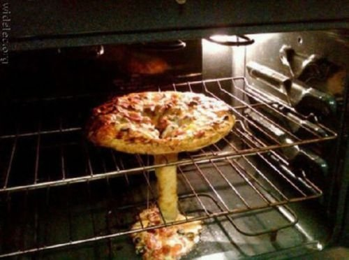 Food Fail Pizza