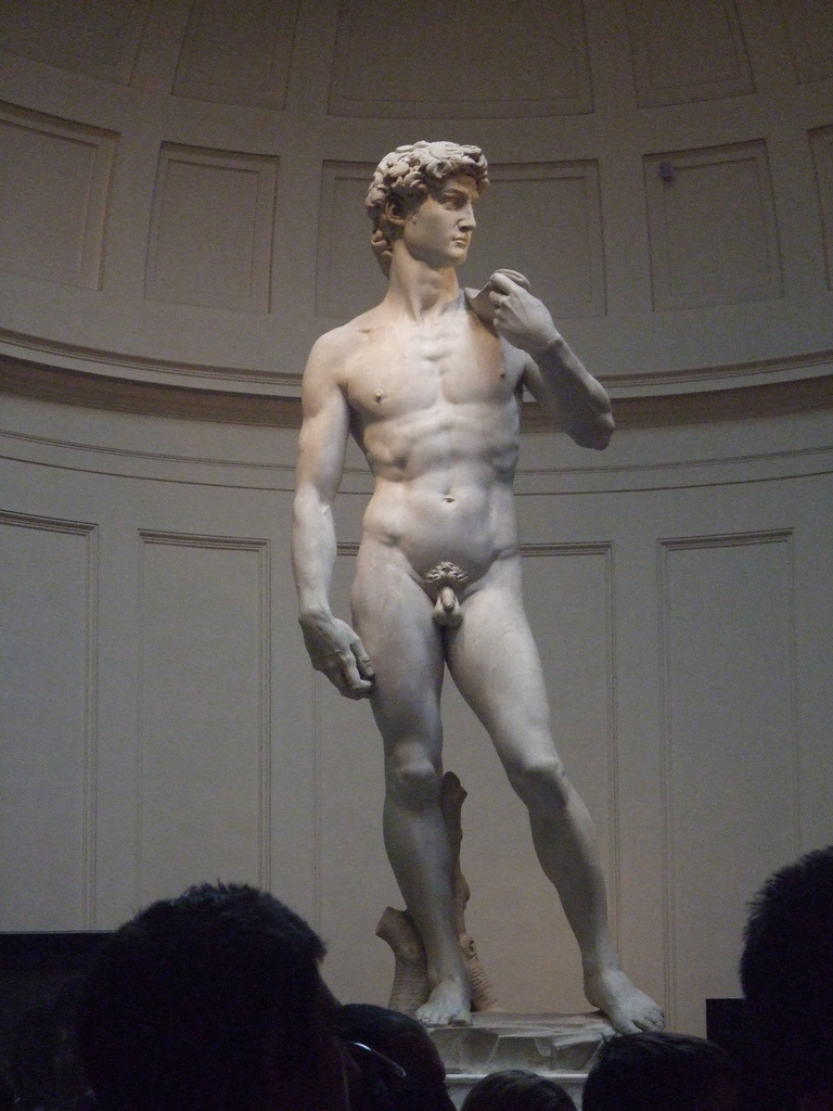 David Statue Florence Accademia