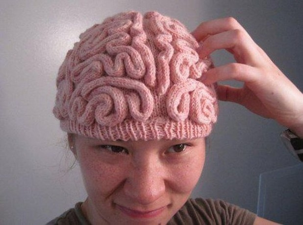Brainy Hat