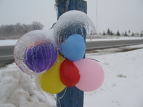 Ice Balloons