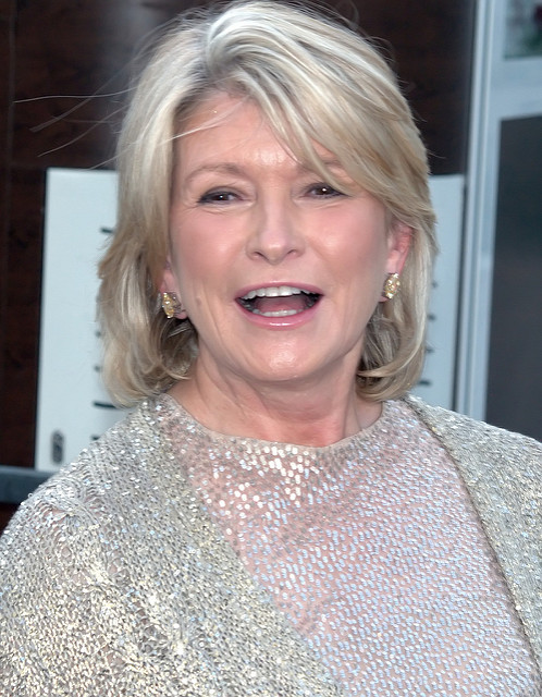 Martha Stewart Tax Dodger