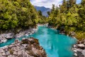 Hokitika River New Zealand