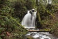 Waterfalls near Nanoose Bay, British Columbia, Canada
